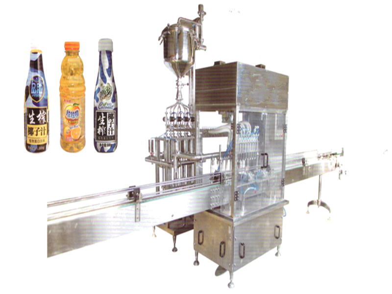 KNS-8 bottle filling machine
