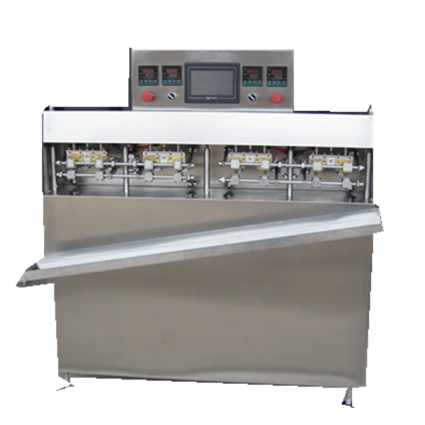 A-8 Pouch filling machine